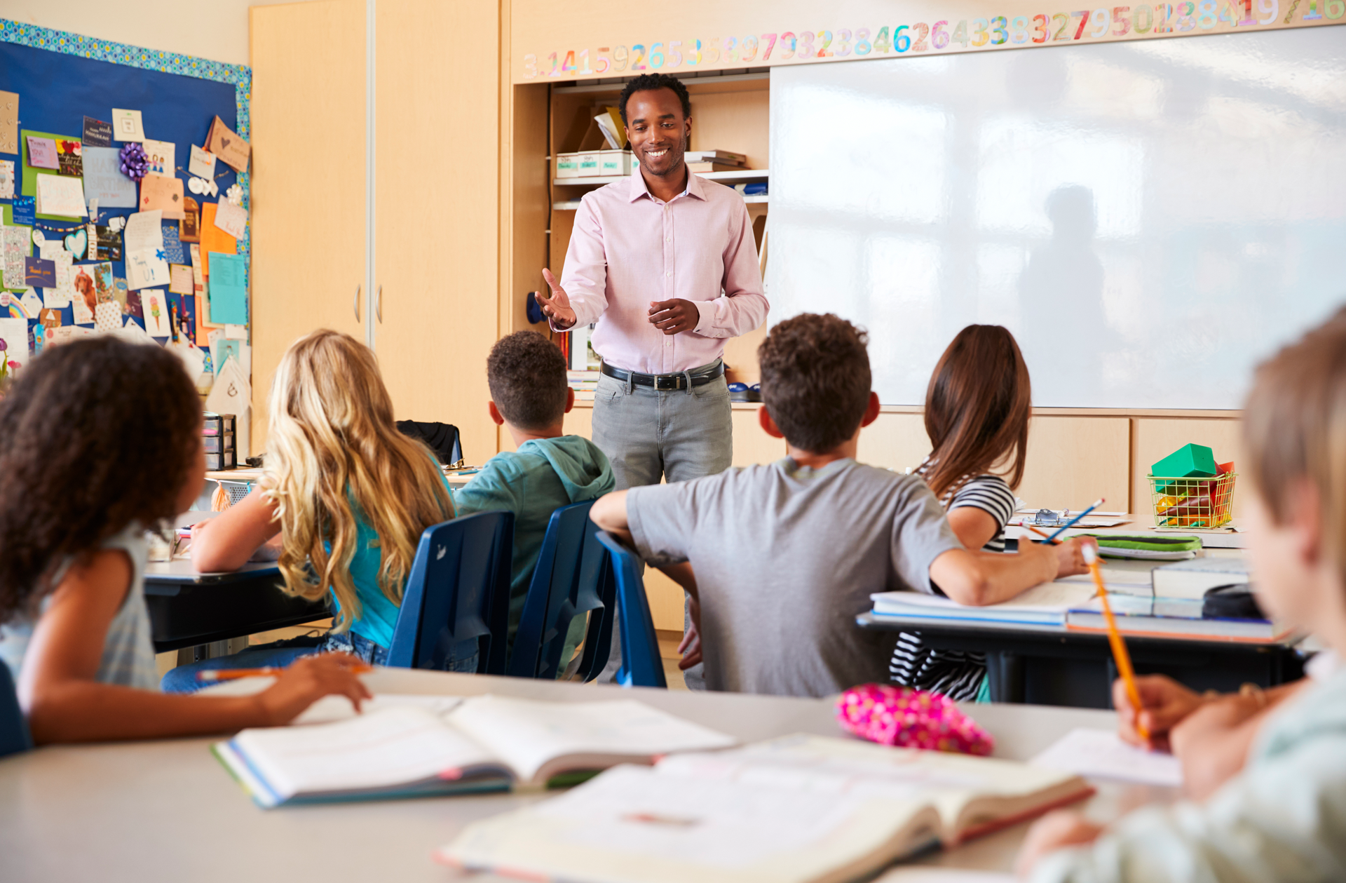 Serving Teachers & Students