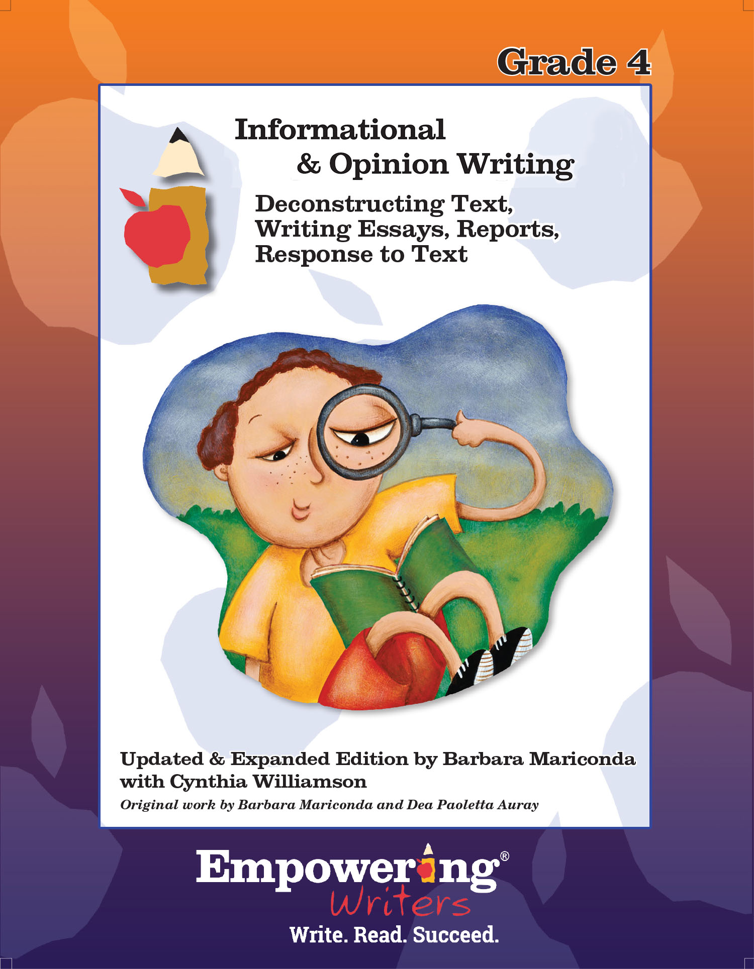 Grade 4 Informational & Opinion Guide Cover.SM