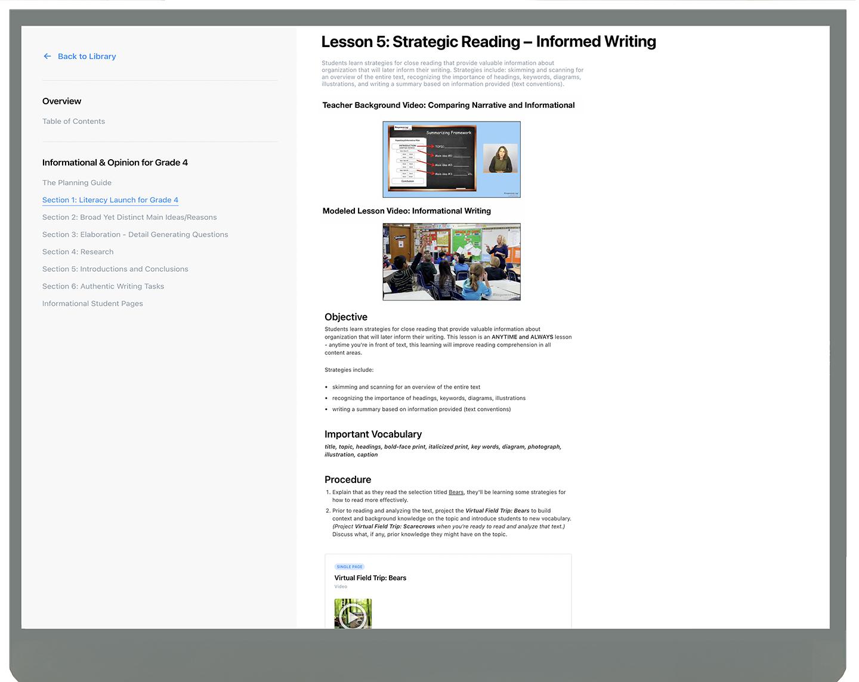 HUB Lesson Image